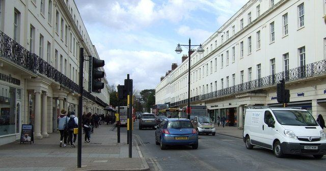 Living in Leamington Spa, Warwickshire