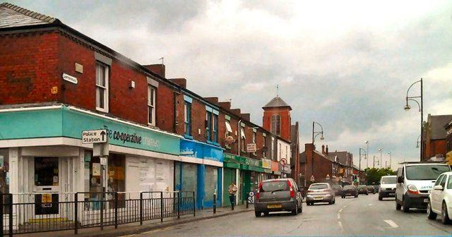 Reddish: The Ghetto of Greater Manchester