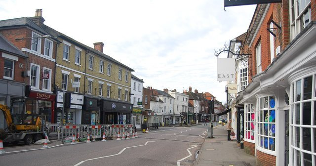 Living in Farnham, Surrey
