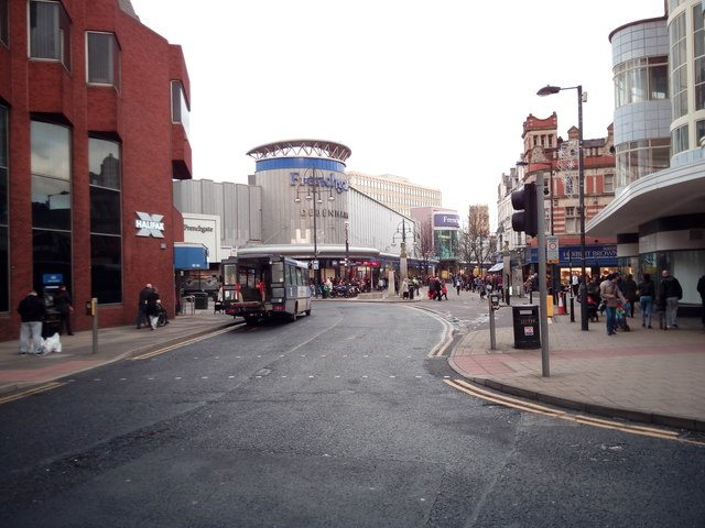 Top 10 worst places to live in England, Doncaster