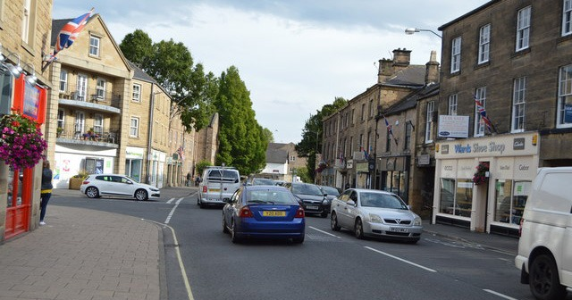 Living in Bakewell, Derbyshire