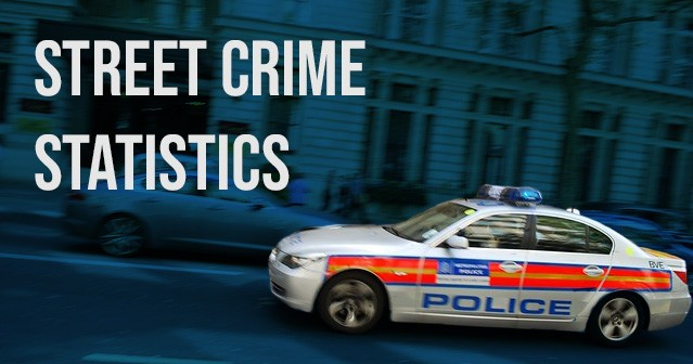 Crime Statistics for St James