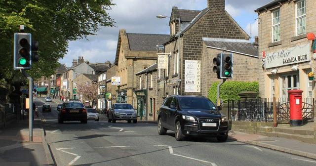 Living in Uppermill, Saddleworth, Greater Manchester