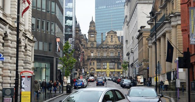 Living in Manchester, Greater Manchester